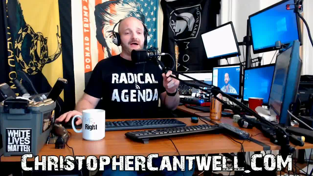 Radical Agenda S05E082 - Adam Kokesh on 11-Nov-19-16:15:49