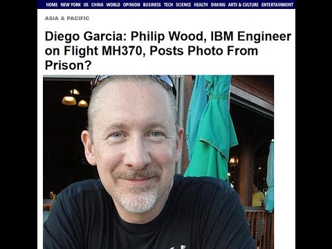 Philip Wood IBM Engineer Left 'HELP' Message on Internet? Mystery of Flight MH370