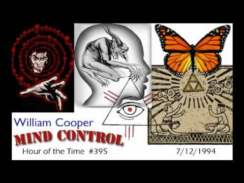 William Cooper - Mind Control