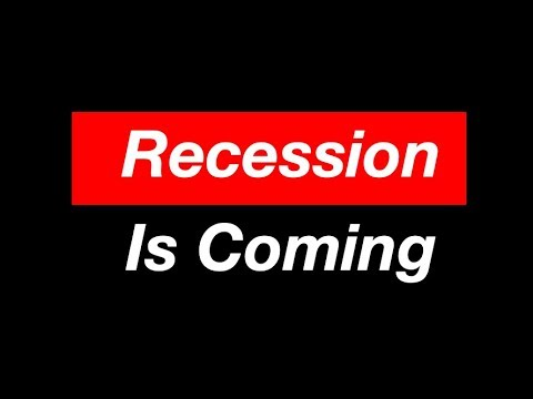 Federal Reserve basically admits recession is coming