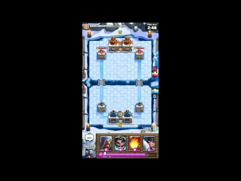 My Clash Royale Stream