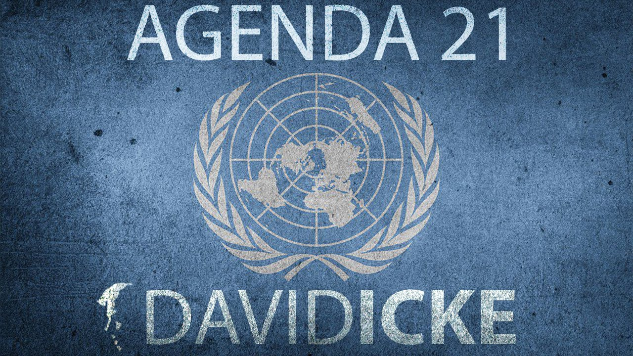Agenda 21, The Plan To Kill You -  David Icke