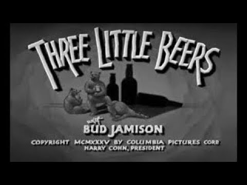 The Three Stooges 011 Three Little Beers 1935 Curly, Larry, Moe