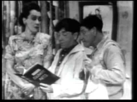 The Three Stooges - 1949 Failed Pilot