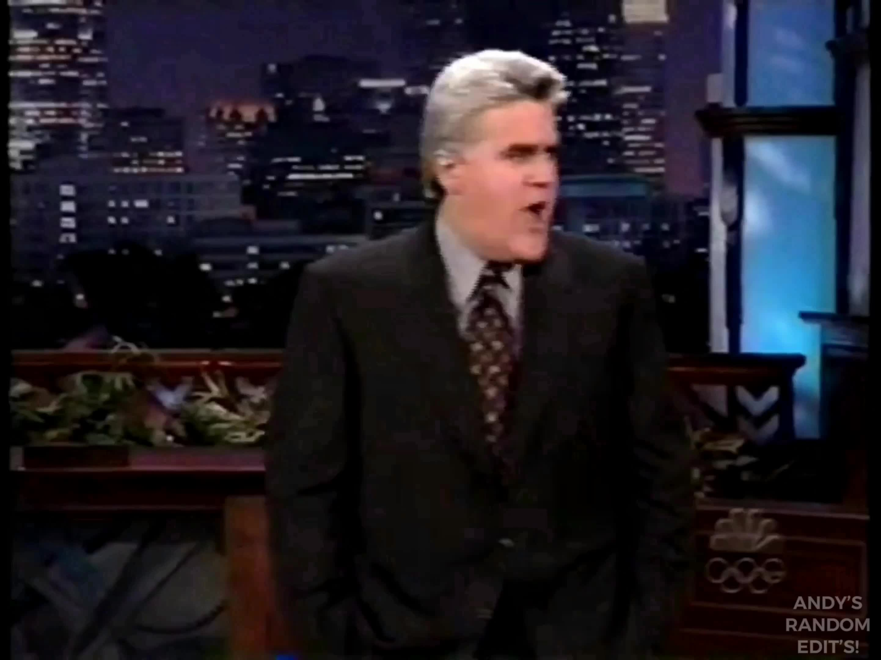 RED PILLED JAY LENO on the JQ!
