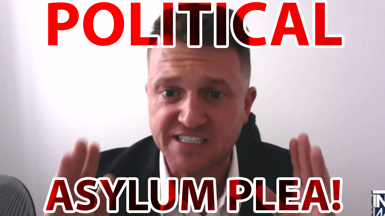 Tommy Robinson's Desperate Plea To President Trump