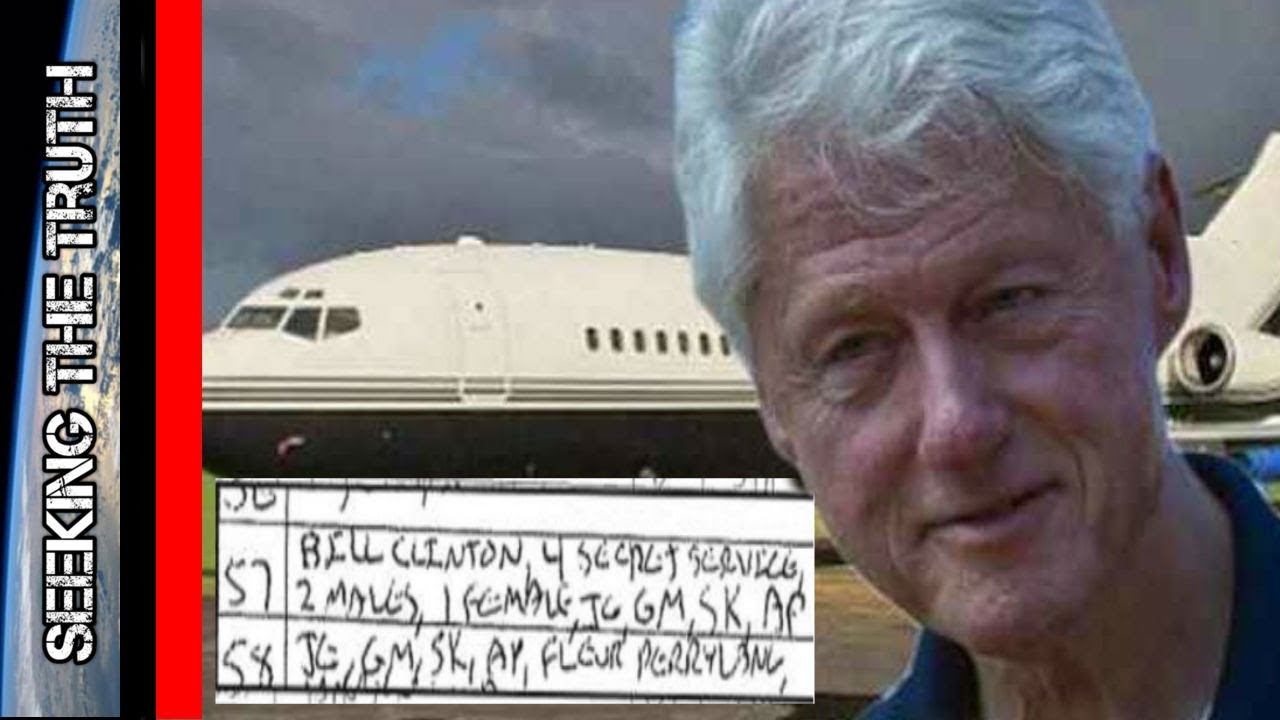 Bill Clinton Releases Panicked Statement on Jeffrey Epstein