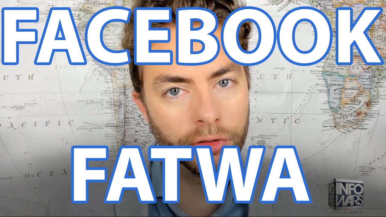 Paul Joseph Watson Faces Death Threats Sanctioned By Facebook