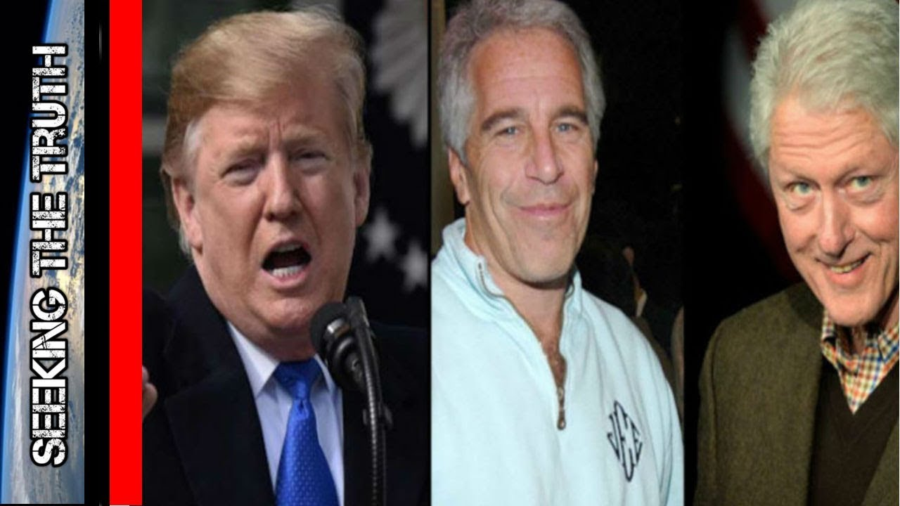 Trump: Challenging All Investigative Journalists to Find Out Who Visited Epstein's Island