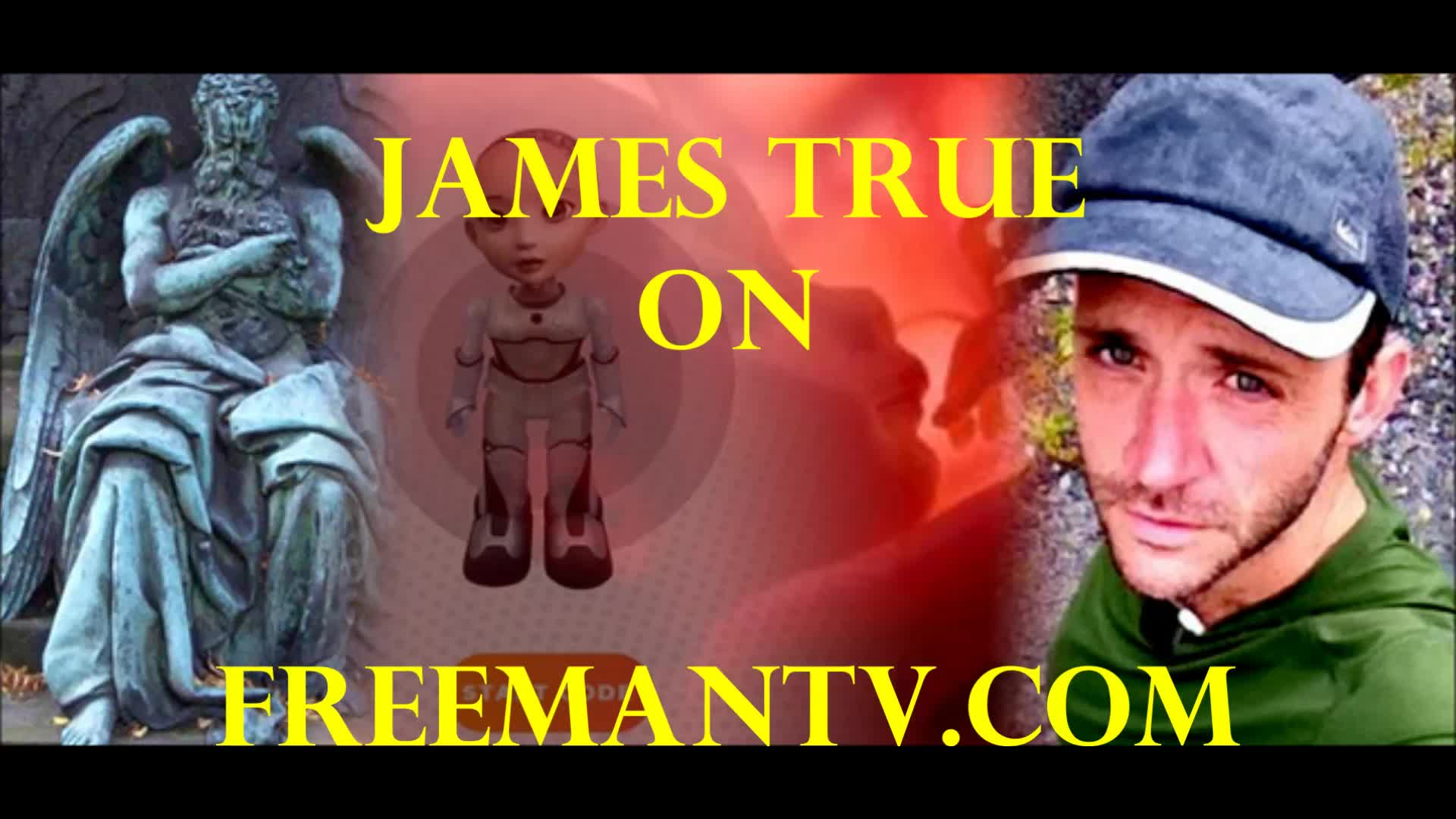 Epic Show: James True on Freeman TV
