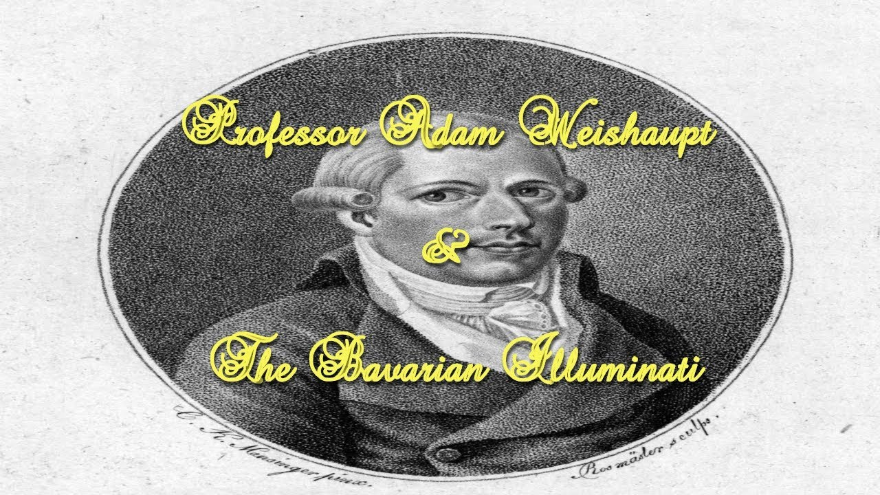The Illuminati: Professor Adam Weishaupt And The Bavarian Illuminati By Manly P. Hall 3/5