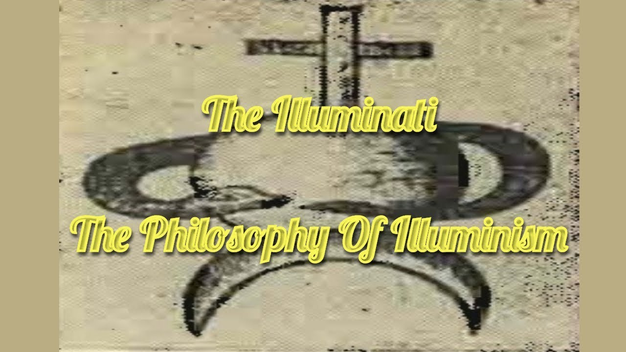 The Illuminati: The Philosophy Of Illuminism By Manly P. Hall 4/5