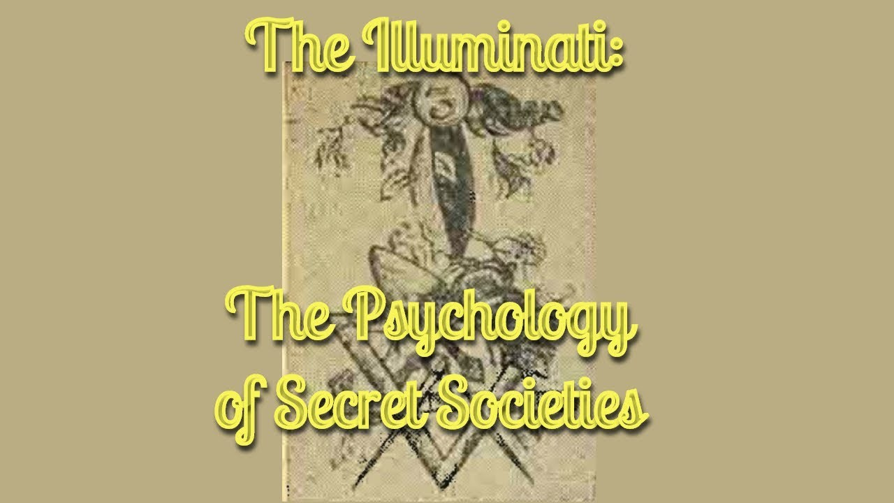 The Illuminati By Manly P. Hall 1/5