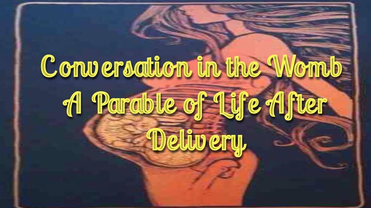 Conversation in the Womb: A Parable of Life After Delivery