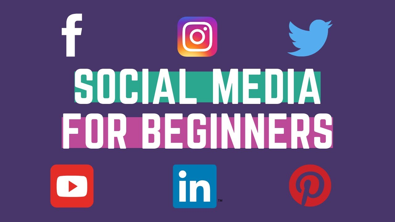 Social Marketing For Beginners Module #1