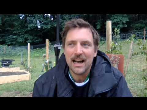 Owen Benjamin is a scared and confused little boy  (Mirror Channel Johnny Arcades)