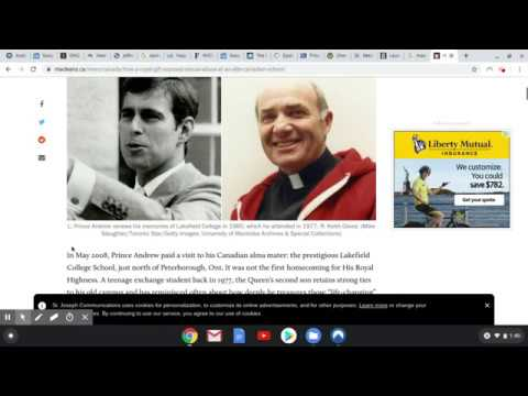 Prince Andrew donation triggers victims, Epstein, #MeToo