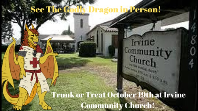 Godly Dragon Trunk or Treat Promotion!