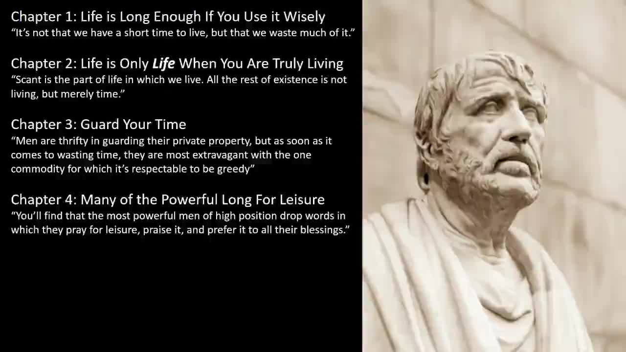 Seneca-On the Shortness of Life