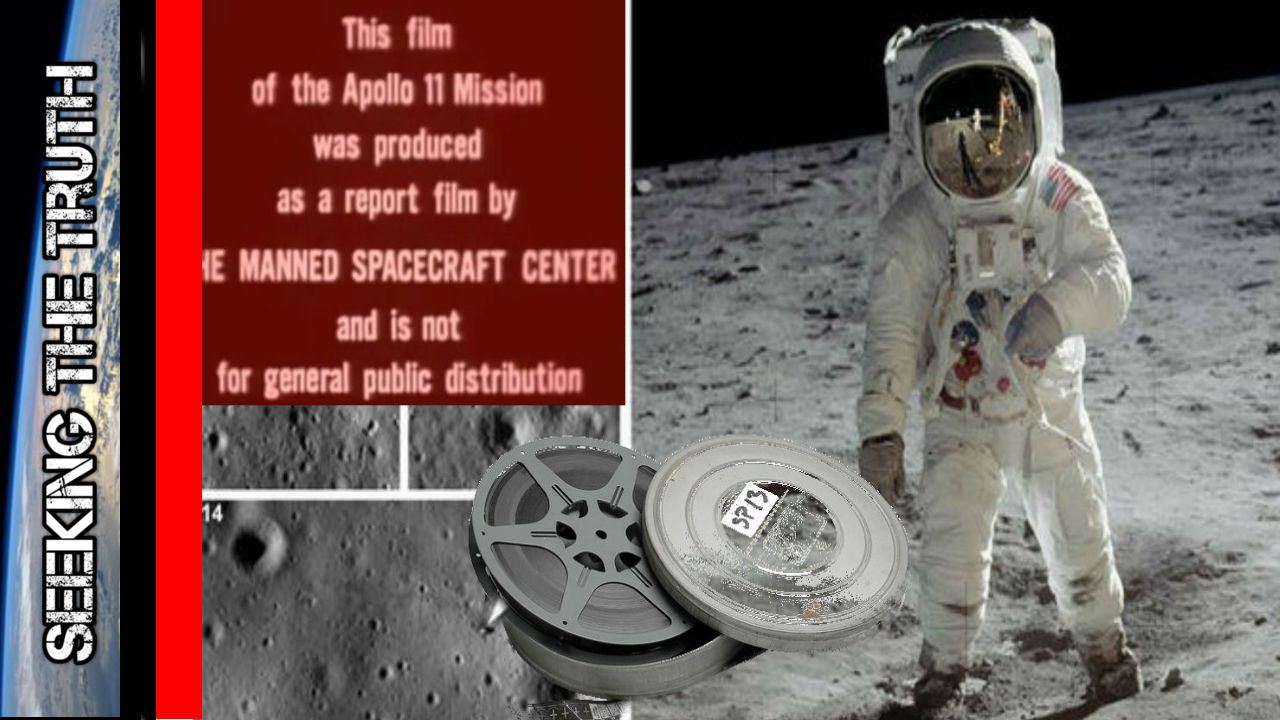 Apollo 11 Film Developed Before the Mission