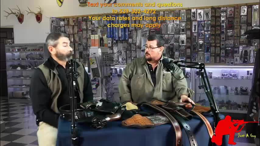 Just A Guy Talks With Don From Don's Leather Shop