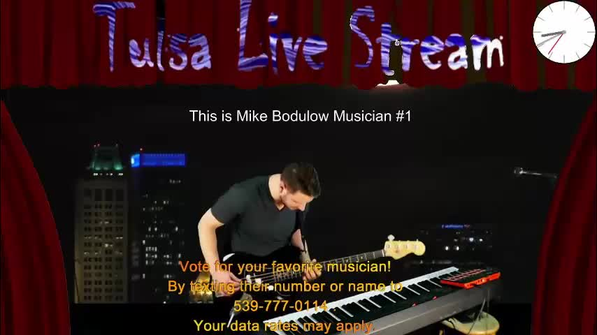 Tulsa Live Stream 6a - Guests Mike Bodulow And Mego Dego