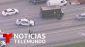 (Mirrored) Persecución de la policía en Florida a un camión de UPS termina con dos muertos | Noticias Telemundo