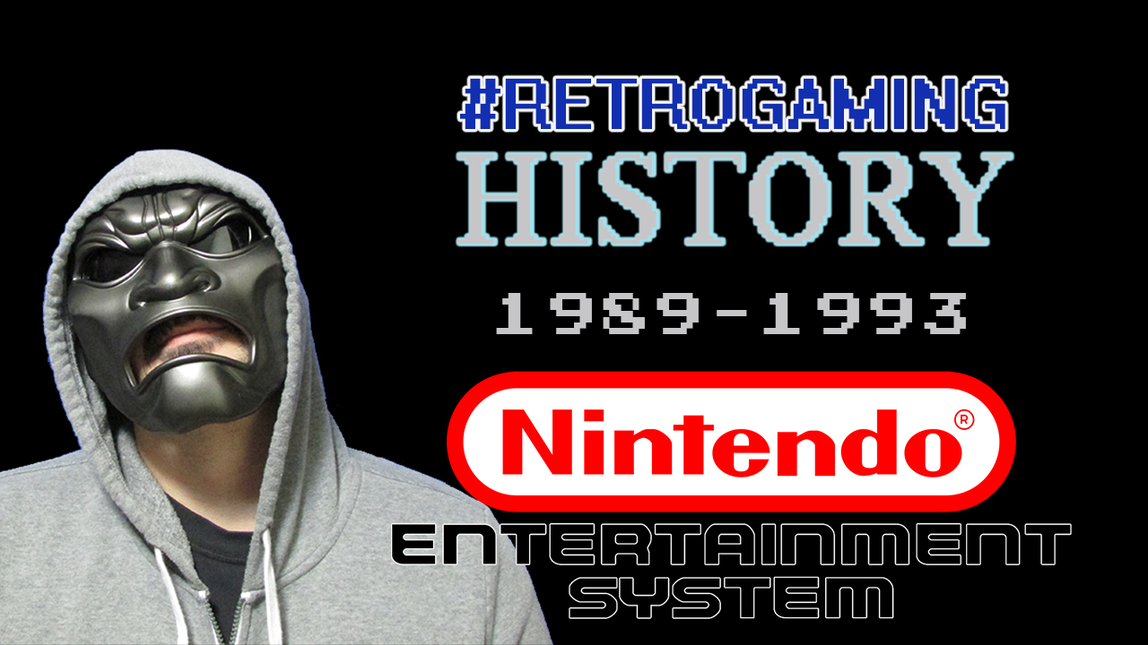 My #RetroGaming History [Ep 3][Nintendo Entertainment System] #DPadGaming
