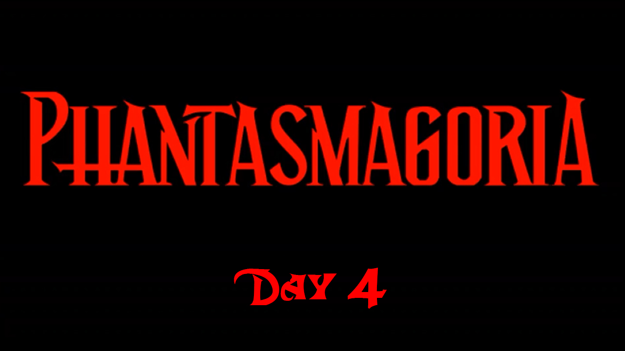 [Phantasmagoria][Day 4][DOS Box Gaming]