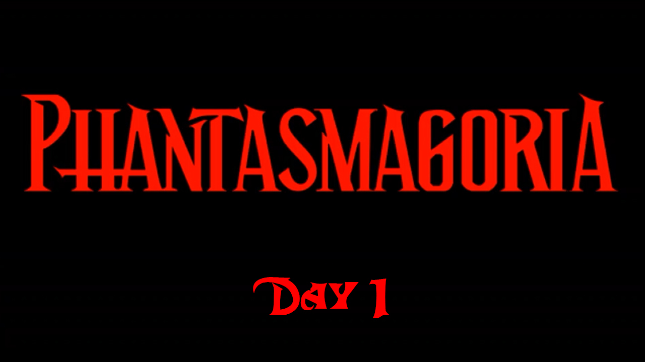 [Phantasmagoria][Day 1][DOS Box Gaming]