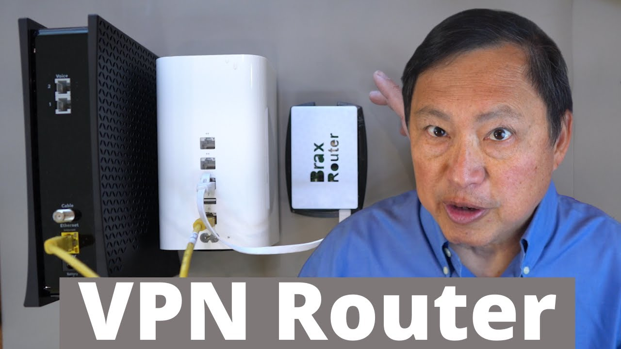 How to Install a VPN Router
