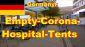 Germany: Empty-Corona-Hospital-Tents