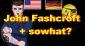 John Fashcroft + sowhat?