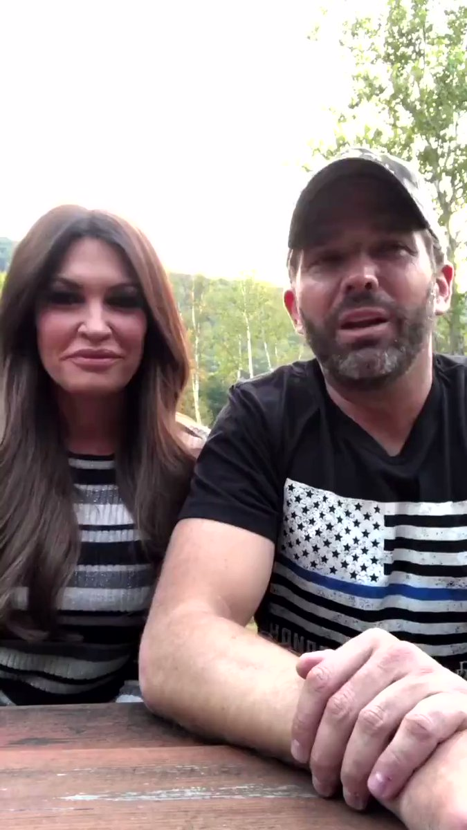 M3thods - .@DonaldJTrumpJr and @kimguilfoyle for the win...
