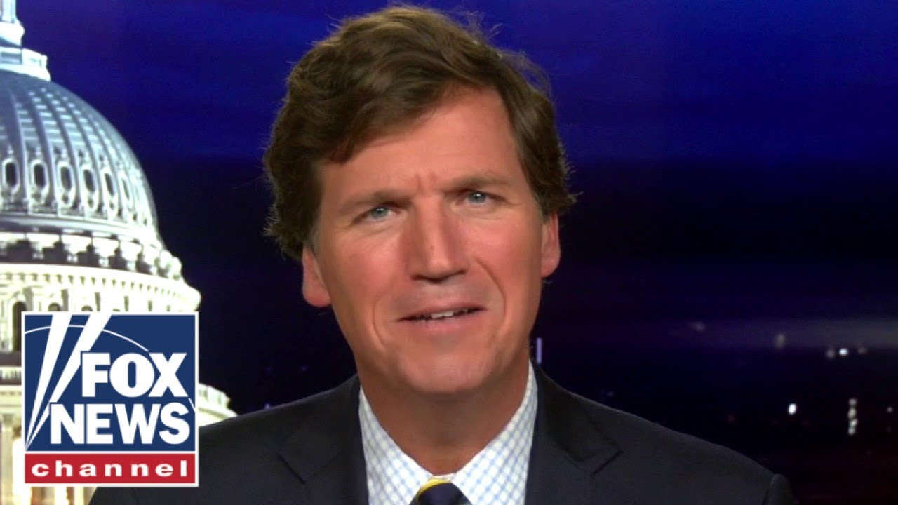 Tucker on Joe Biden's latest catchphrase
