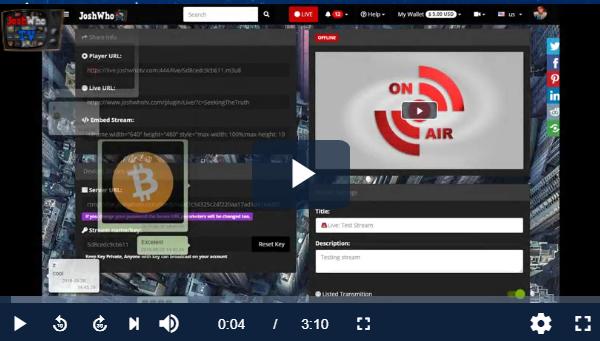Chat Overlay Widget Tutorial Video